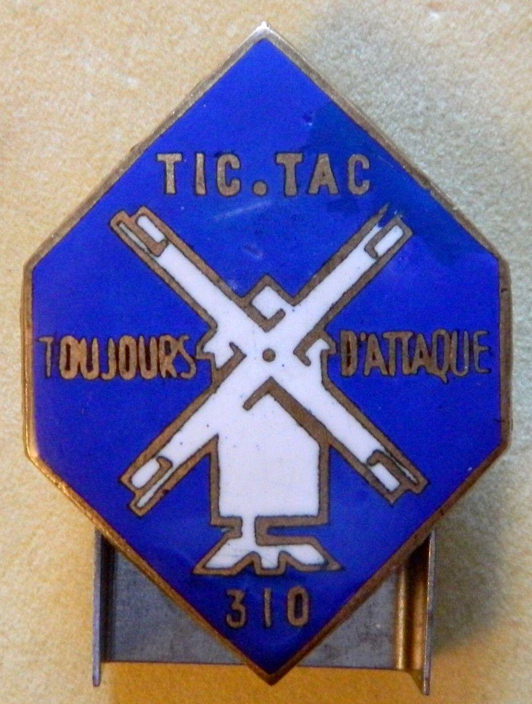 IBO00LG040 Le Comptoir Des M/édailles Insigne Or 3/ème R.E.I